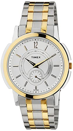 e4826163409 Timex Empera Analog Silver Dial Men's Watch - TW000U306