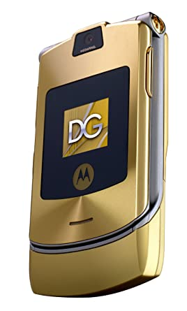 motorola razr flip phone gold. motorola razr v3i dolce \u0026 gabbana unlocked phone with mp3/video player, and microsd razr flip gold c