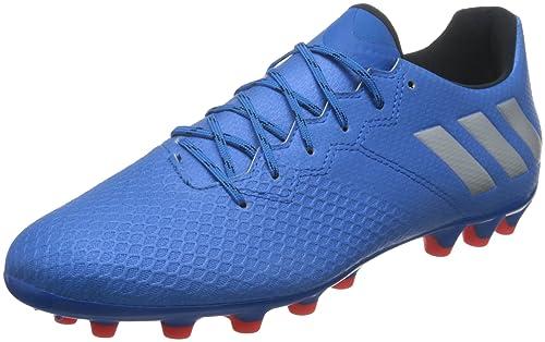 adidas Messi 16.3 Ag Scarpe da Calcio Uomo Blu Azul Azuimp / Plamat / Negbas