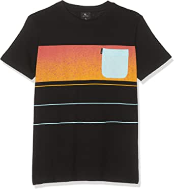 Rip Curl Squad Block Boy SS tee Camiseta Niños