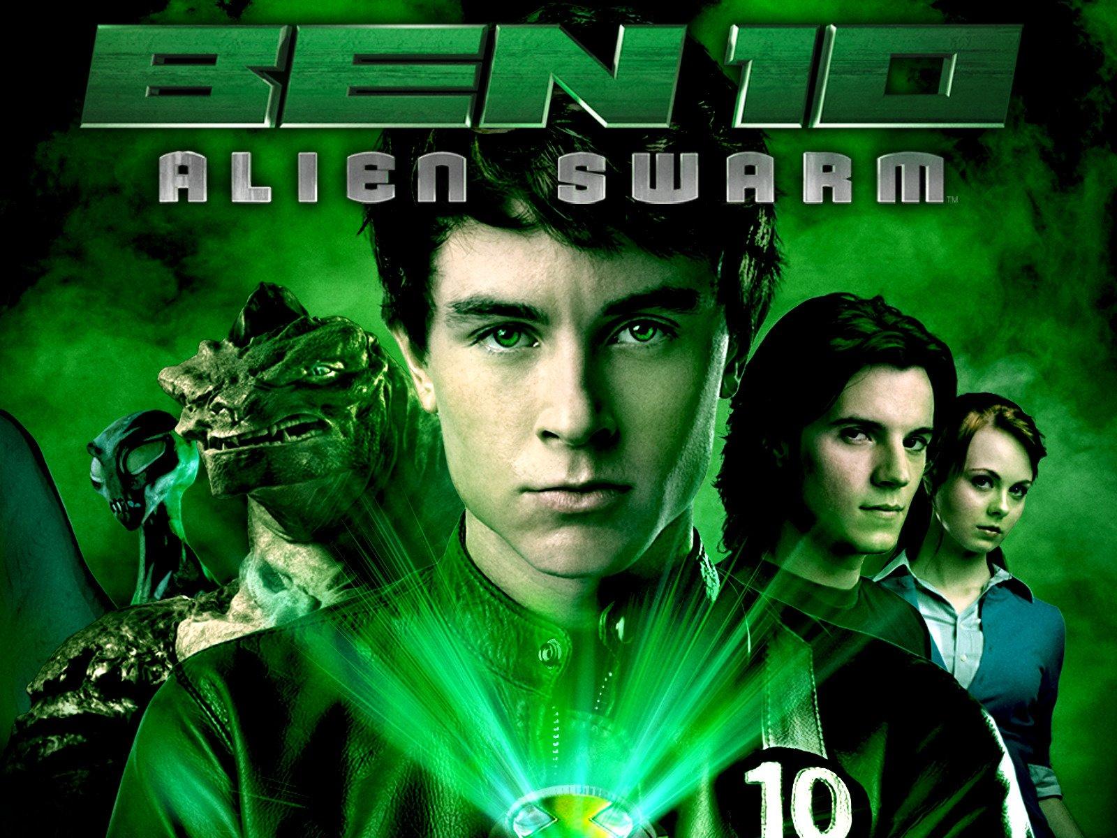 Amazon Com Watch Ben 10 Alien Swarm Season 1 Prime Video