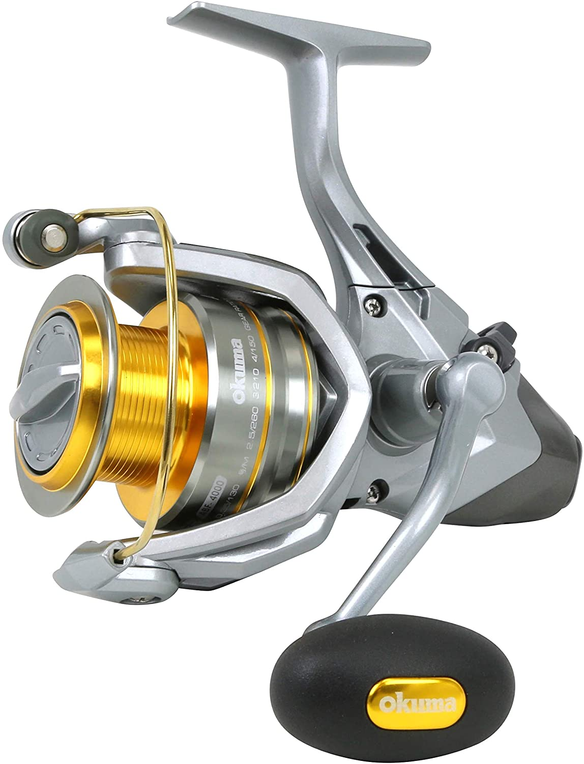 best open face fishing reels
