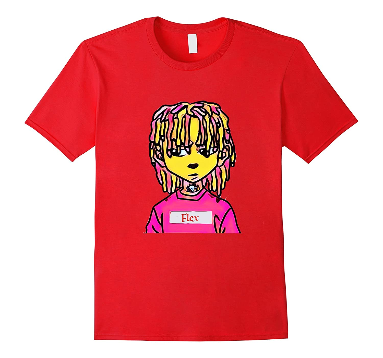 Men's Lil and Big Cartoon Shirt-BN