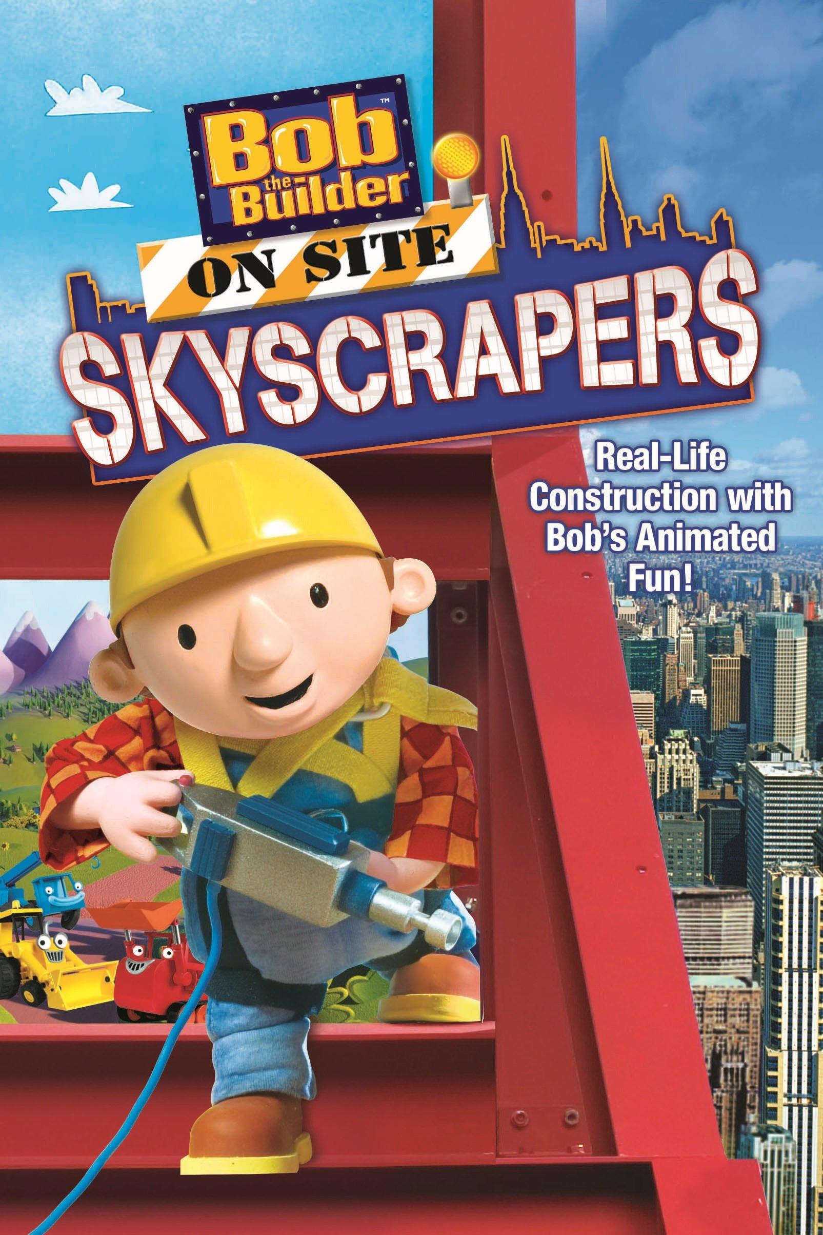 Bob the builder live online dvd rental - Amazon Com Bob The Builder On Site Skyscrapers Brian Little Simon Nicholson Amazon Digital Services Llc