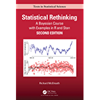 Statistical Rethinking: A Bayesian Course with Examples in R and STAN (Chapman & Hall/CRC Texts in Statistical Science)