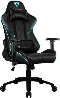 ThunderX3 RC3HEX - Silla Gaming (módulo RGB, Respaldo 180º, reposabrazos…