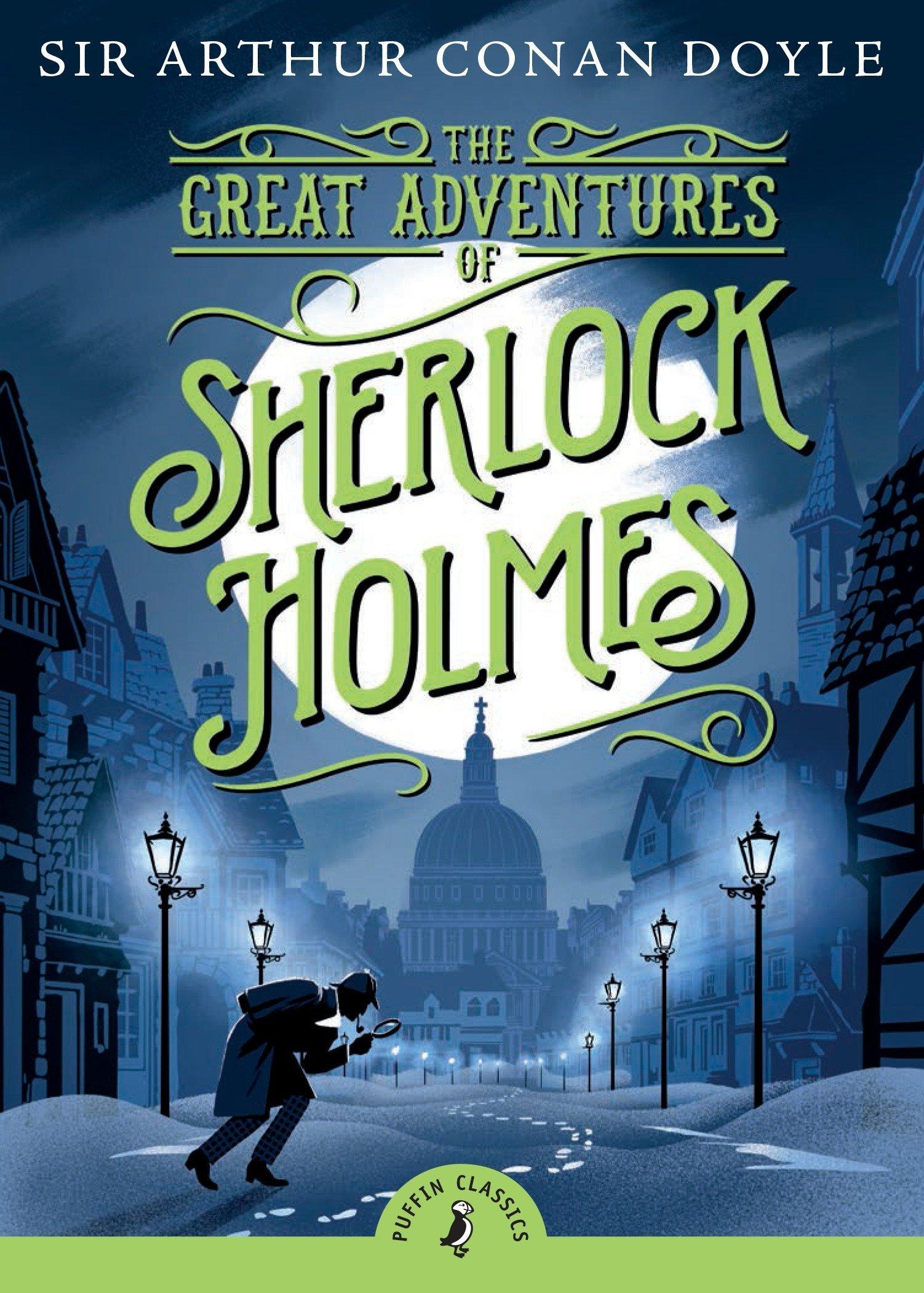 The Great Adventures of Sherlock Holmes (Puffin Classics) pdf epub