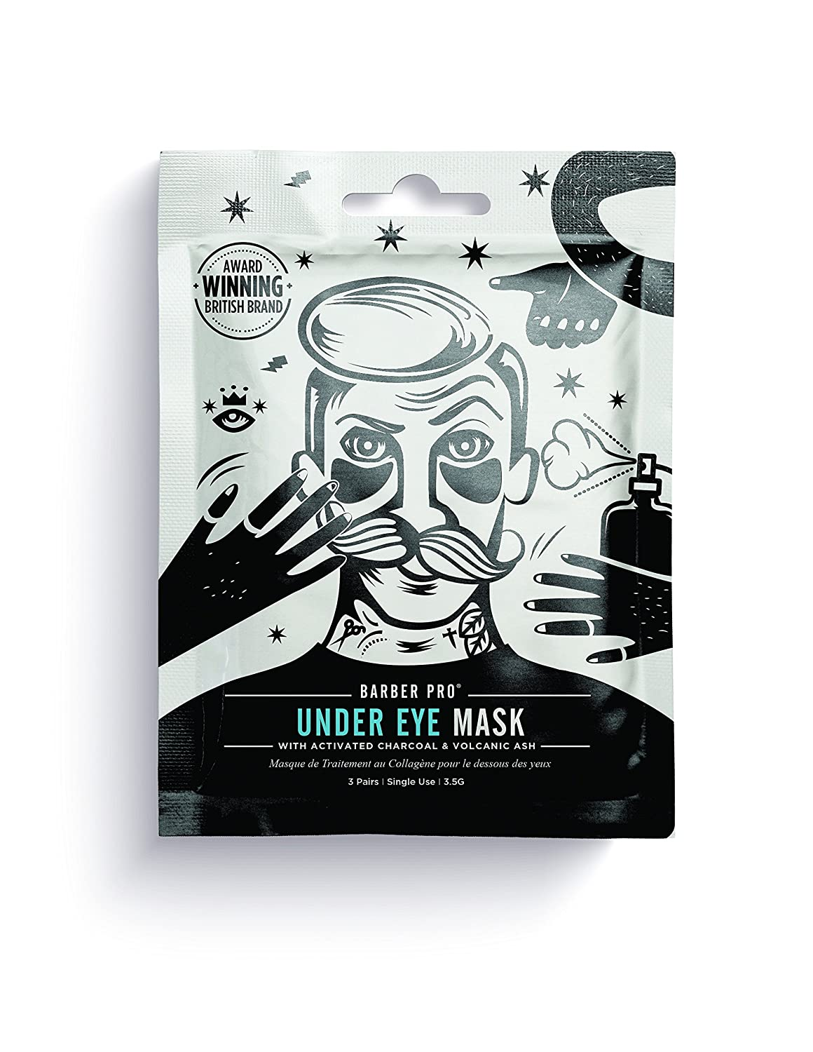 Top 10 Best Face Mask for Men (2020 Reviews & Buying Guide) 5