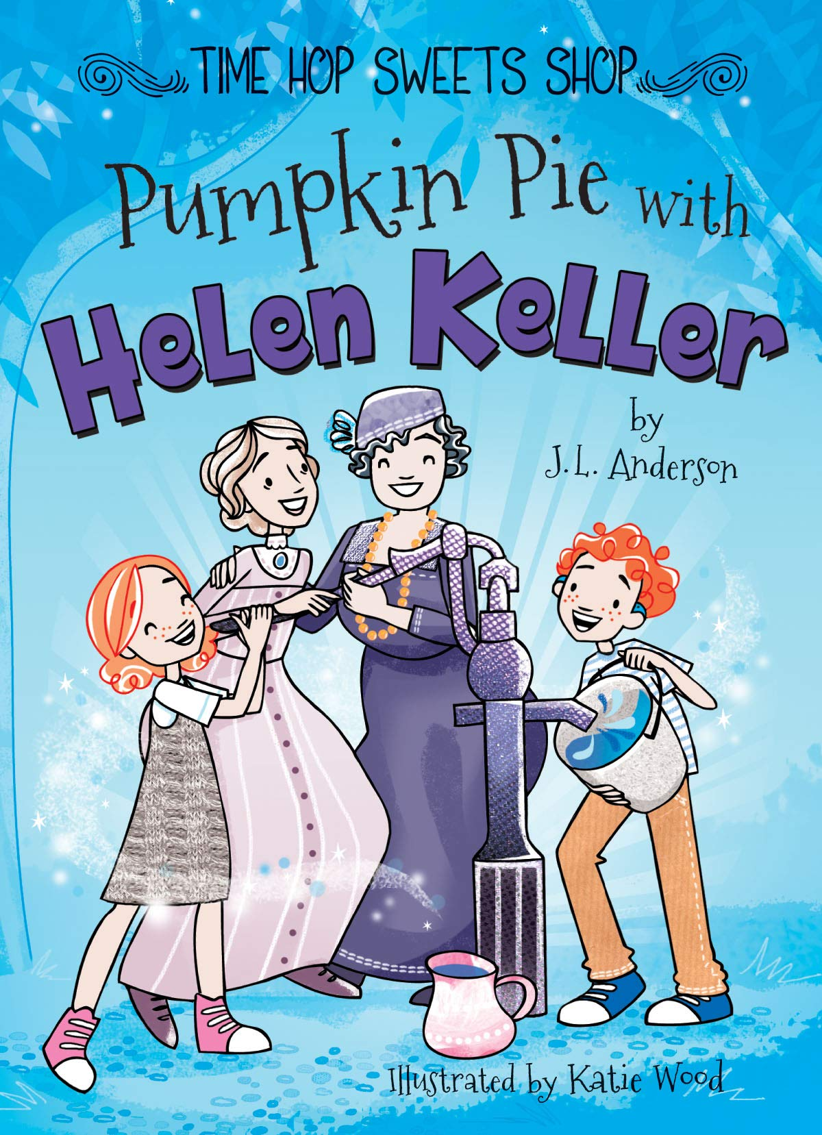 Pumpkin Pie with Helen Keller (Time Hop Sweets Shop)