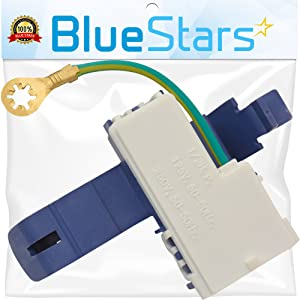 Ultra Durable 8318084 Washer Lid Switch Replacement part by Blue Stars - Exact Fit for Whirlpool & Kenmore washers - Replaces WP8318084 ER8318084