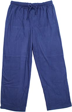Club Room Mens Faux-Fleece 2-Pack Pajama Pants