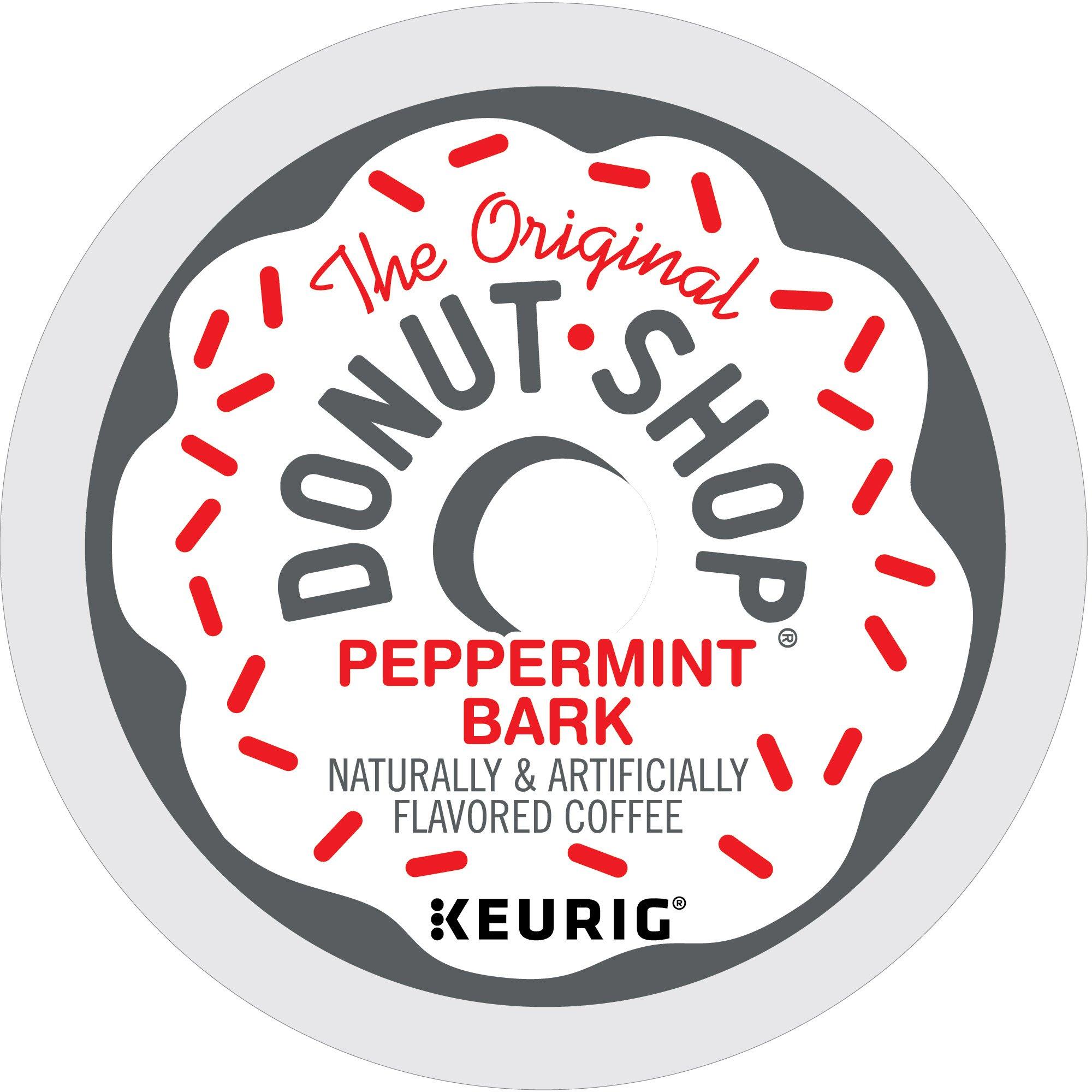 The Original Donut Shop Peppermint Bark Coffee, 0.53 Pound by The Original Donut Shop