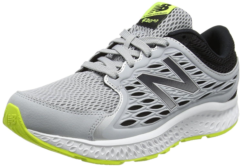 New Balance 420v3, Zapatillas Deportivas para Interior para Hombre 45.5 EU|Gris (Grey)