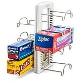 Amazon Price History for:YouCopia StoreMore Adjustable WrapStand Kitchen Wrap Organizer, White