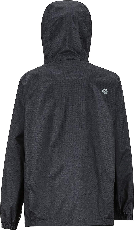 Transpirable Ni/ños Impermeable Chaqueta Marmot Boys Precip Eco Jacket Chubasqueros Ni/ña Prueba De Viento
