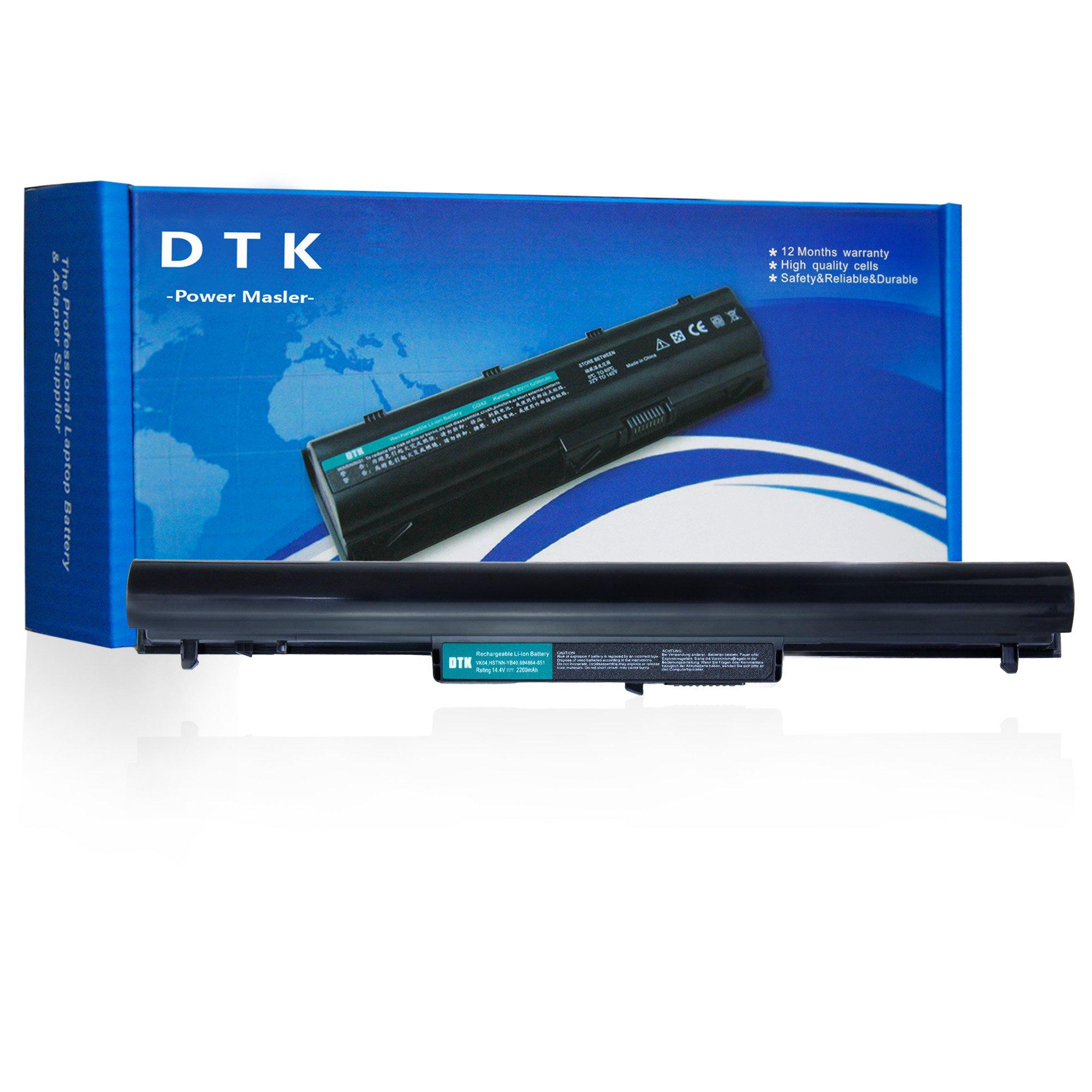 Bateria VK04 695192-001 694864-851 HSTNN-YB4D para HP Pavilion Sleekbook 14-b000 15-b000 Series Pavilion Ultrabook 14-b0