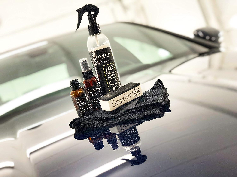 Drexler Ceramic Microfiber Cleaning Cloth for Car lot x10 Professional Quality 300gsm Care Detailing Ceramic Coating 4350469640
