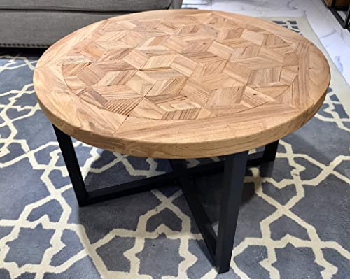 Diversity Sora Round Coffee Table