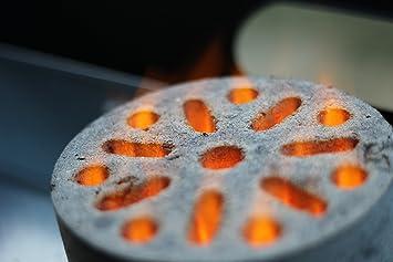 McBrikett Koko de Quick - Instant briquetas de cáscaras: Amazon.es: Jardín