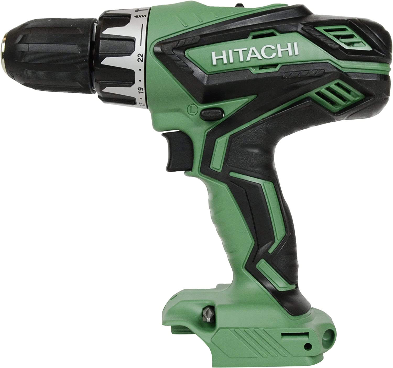 Hitachi DV18DGL 18V 1 2 Lithium Ion Hammer Drill – Bare Tool