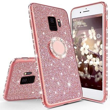 Amazon.com: PHEZEN - Carcasa para Samsung Galaxy S9 Plus ...