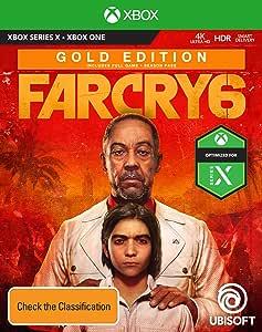 Far Cry 6 Gold Edition - Xbox One/Xbox Series X