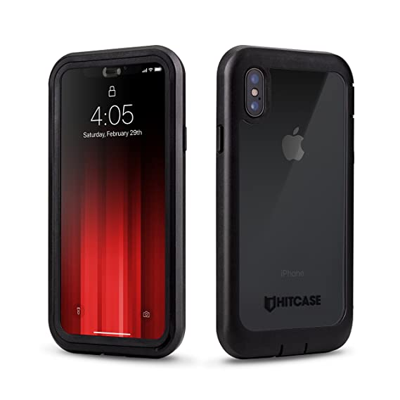 brand new 41ce7 80ef4 HITCASE Enduro iPhone X/Xs Case, Protective, Tough, Rugged, Drop-Proof