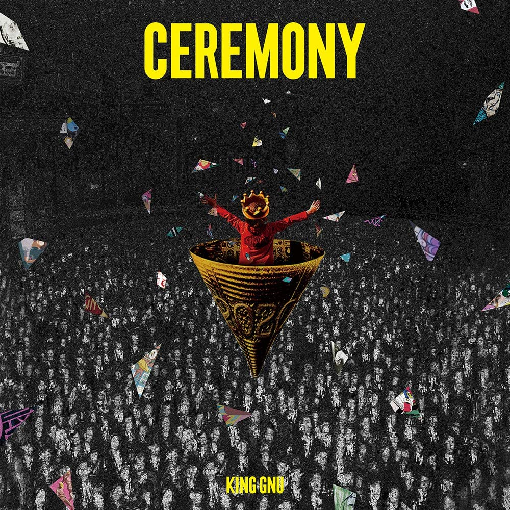 「CEREMONY / King Gnu」の画像検索結果