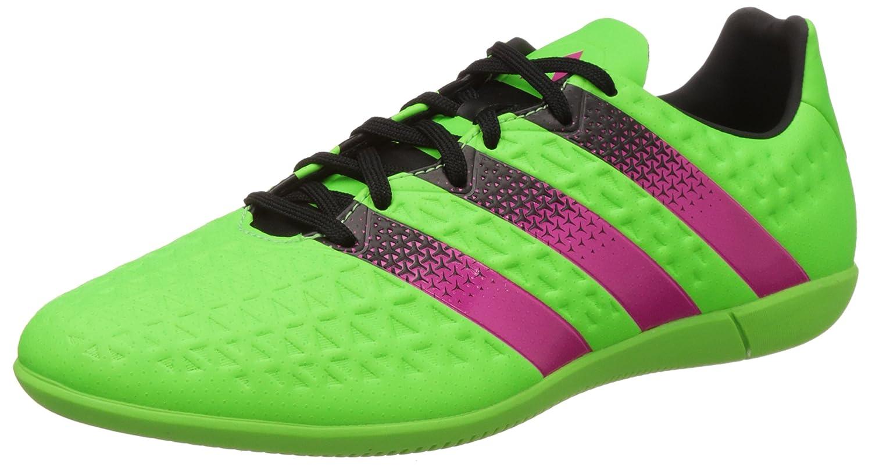 Adidas Herren Ace 16.3 IN Fußballschuhe, blau