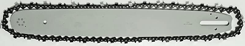 chainsaw chain and bar