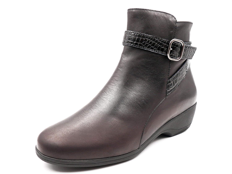 Doctor Cutillas 91816 2 schwarz, Damen Stiefel & Stiefeletten Beige beige 41 EU