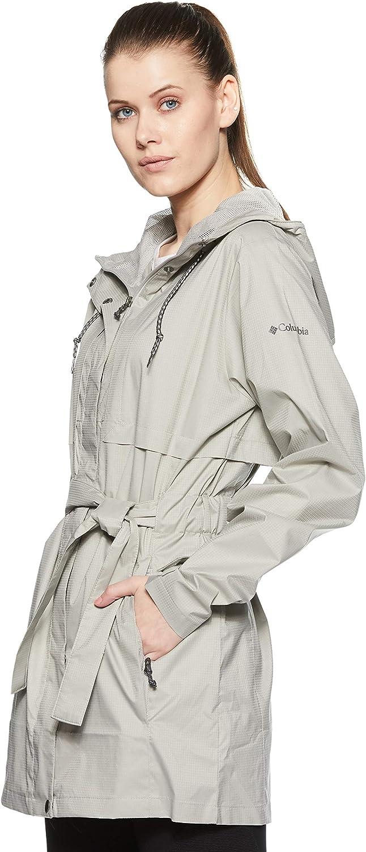 Columbia womens Pardon My Trench/™ Waterproof Rain Jacket raincoats
