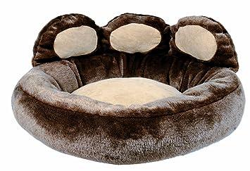 Trixie Cama Donatello, 60×50 cm, Marrón/Beige: Amazon.es: Productos para mascotas