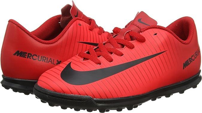 Nike Jr Mercurialx Vortex III TF, Zapatillas de Fútbol Unisex ...