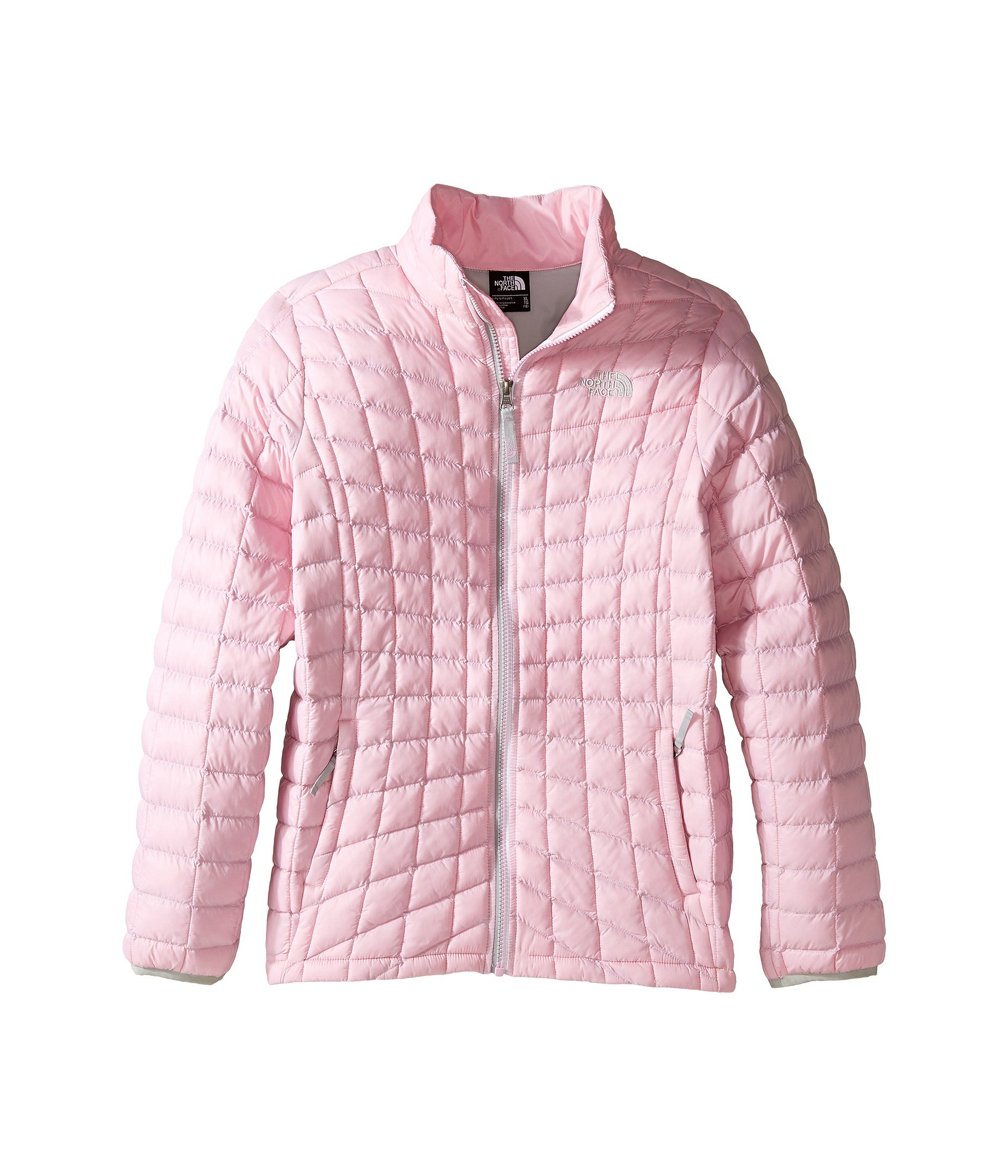 9dc0c4b784 Galleon - The North Face Kids Girl s Thermoball Full Zip Jacket (Little Kids Big  Kids) Lilac Sachet Pink (Prior Season) Medium