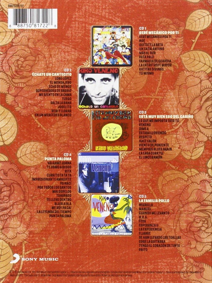 Ponme Esa Cinta Otra Vez: 1982-2000: Kiko Veneno: Amazon.es: Música