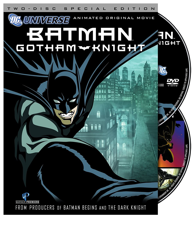 Fashion of the bat an extremely thorough examination of batman s - Amazon Com Batman Gotham Knight Two Disc Special Edition Corey Burton Kevin Conroy Gary Dourdan Jason Marsden David Mccallum Pat Musick