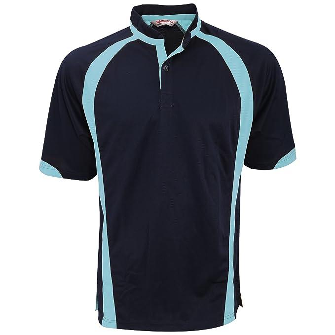 Gamegear® Cooltex® - Camiseta/polo de rugby con tecnología Cooltex de manga corta