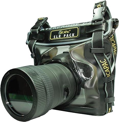 Original Dicapac Carcasa Sumergible, la cámara, carcasa Agua ...