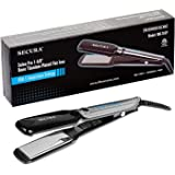 Secura Hair Straightener Comb Salon Pro Nano Titanium Flat Iron Hair Straightener