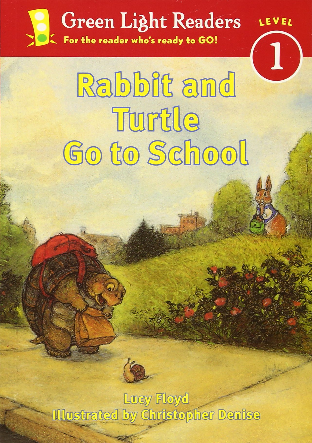 Download Rabbit and Turtle Go to School (Green Light Readers Level 1) PDF