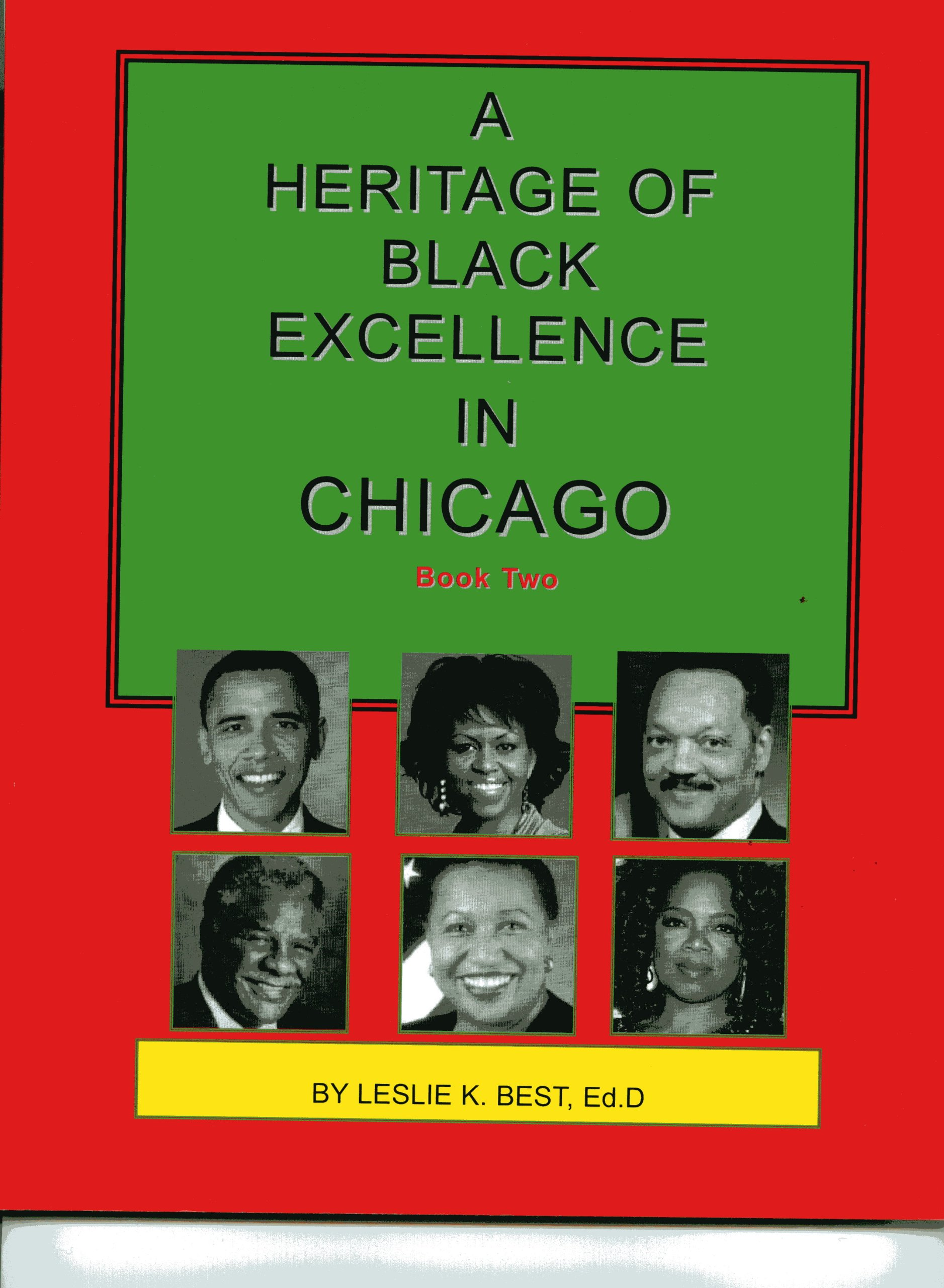 Heritage of Black Excellence in Chicago Book Two PDF
