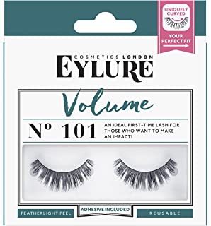 db3ade03b8a Eylure Strip Lashes No.107 (Volume): Amazon.co.uk: Beauty