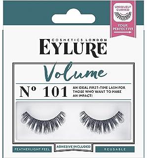 60daa7fe72e Eylure Strip Lashes No.070 (Volume): Amazon.co.uk: Beauty
