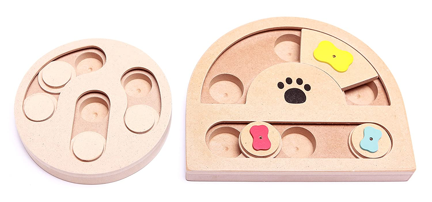 good Pet Puzzle Toy & Game - 2 pack