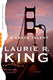 A Grave Talent: A Novel (A Kate Martinelli Mystery Book 1)