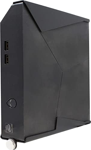 HumanCentric Mount for Alienware Game Consoles Alpha and Steam Mounts on the wall or on the back of the TV