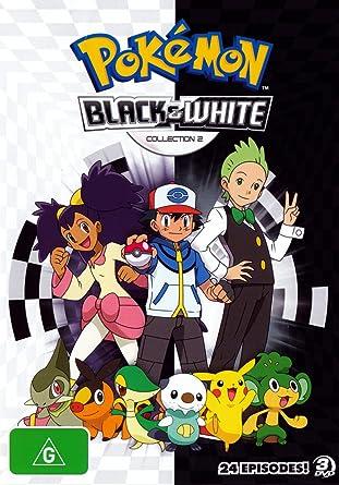 Amazon com: Pokemon: Season 14 - Black and White - Collection 2 [NON