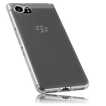 mumbi Funda Compatible con Blackberry KEYone Caja del teléfono ...