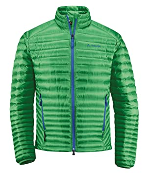 buy popular 6678b c6dd2 Vaude Jacke Men's Kabru Light Jacket II Grasshopper, XL ...